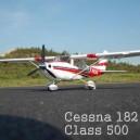 Cessna 182 Class 500 Airplane
